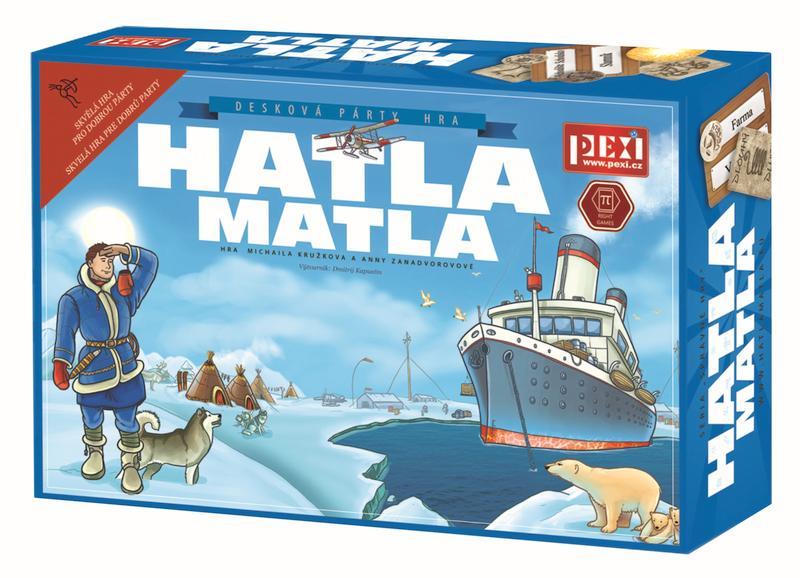 HATLA MATLA – hra na cestovatele a domorodce