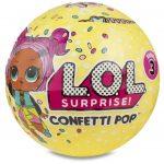 551515 551522 LOL Surprise Confetti Pop Series 3 FW 01