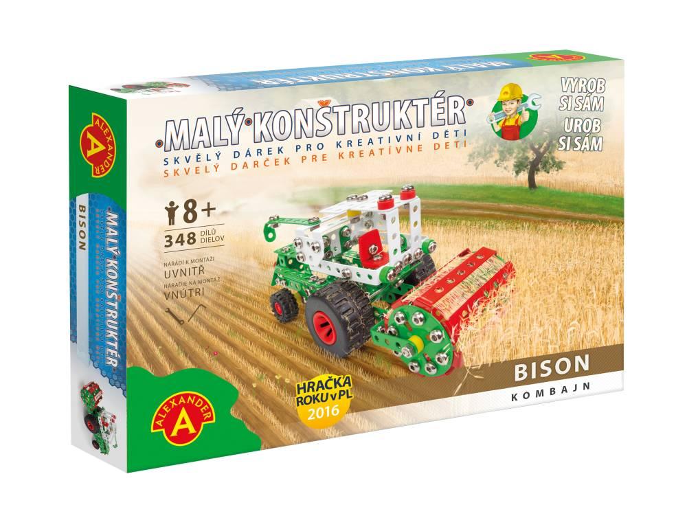 Malý konstruktér - zemědělské stroje
