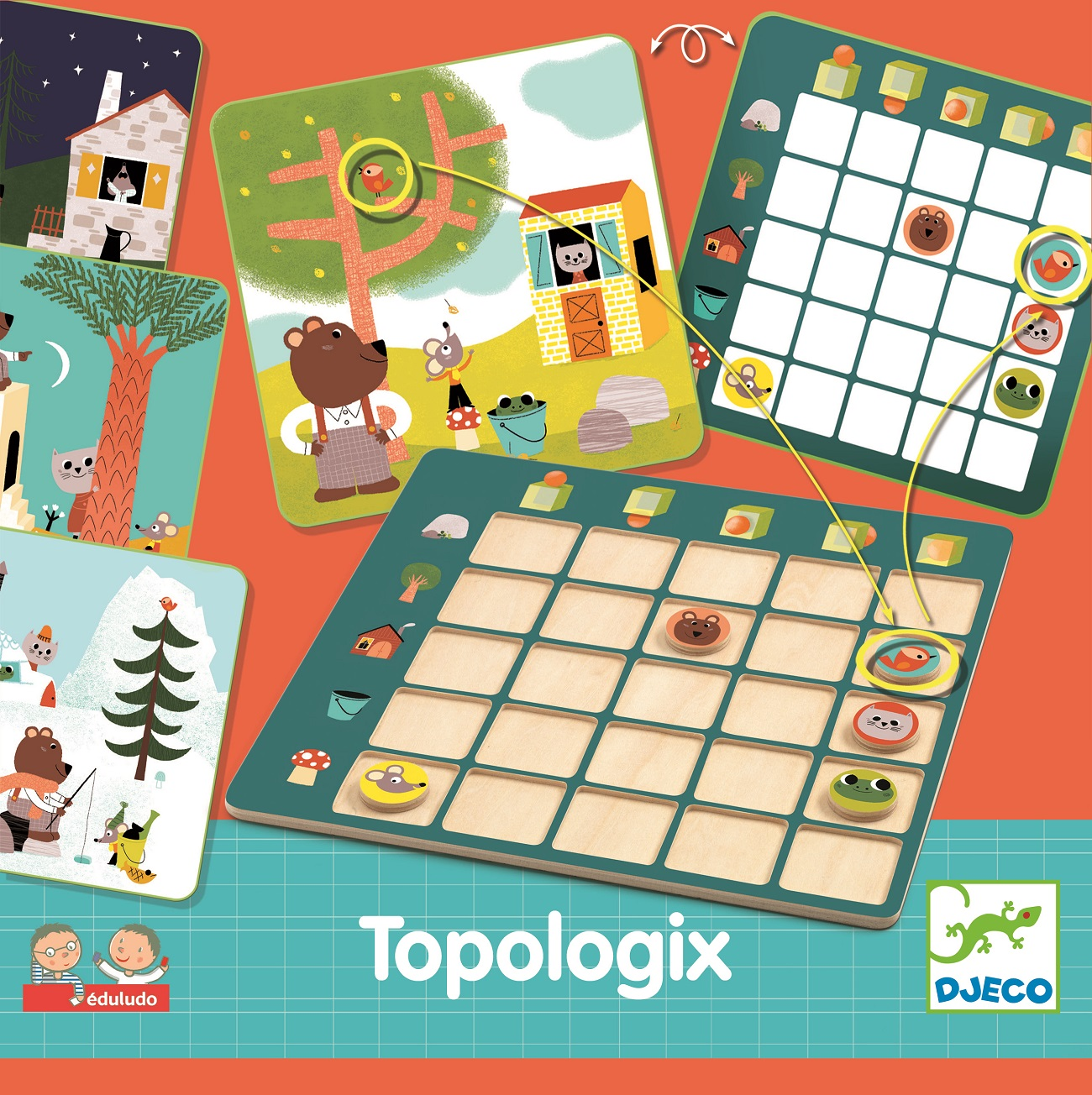 EDULUDO – Topologix