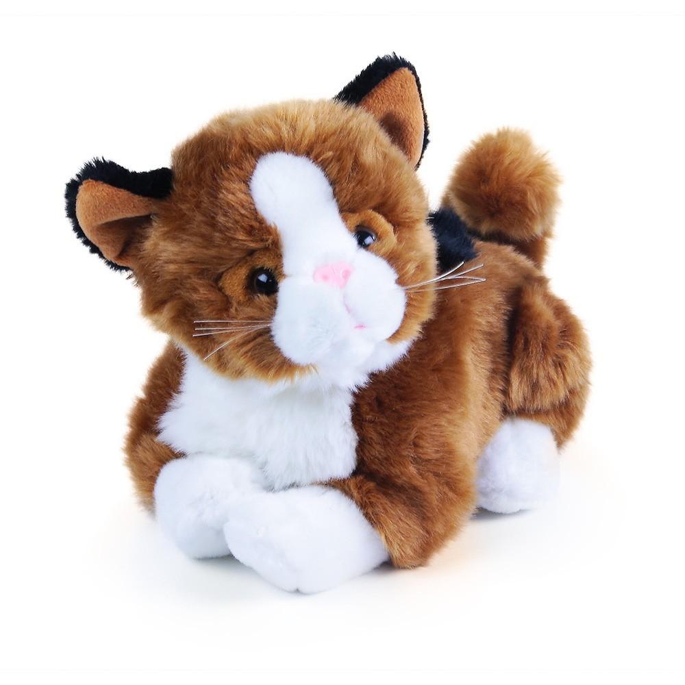 Kočka Mína - plyšový interaktivní kamarád