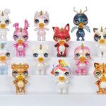 558 095 Poopsie Sparkly Critters Series  (5)