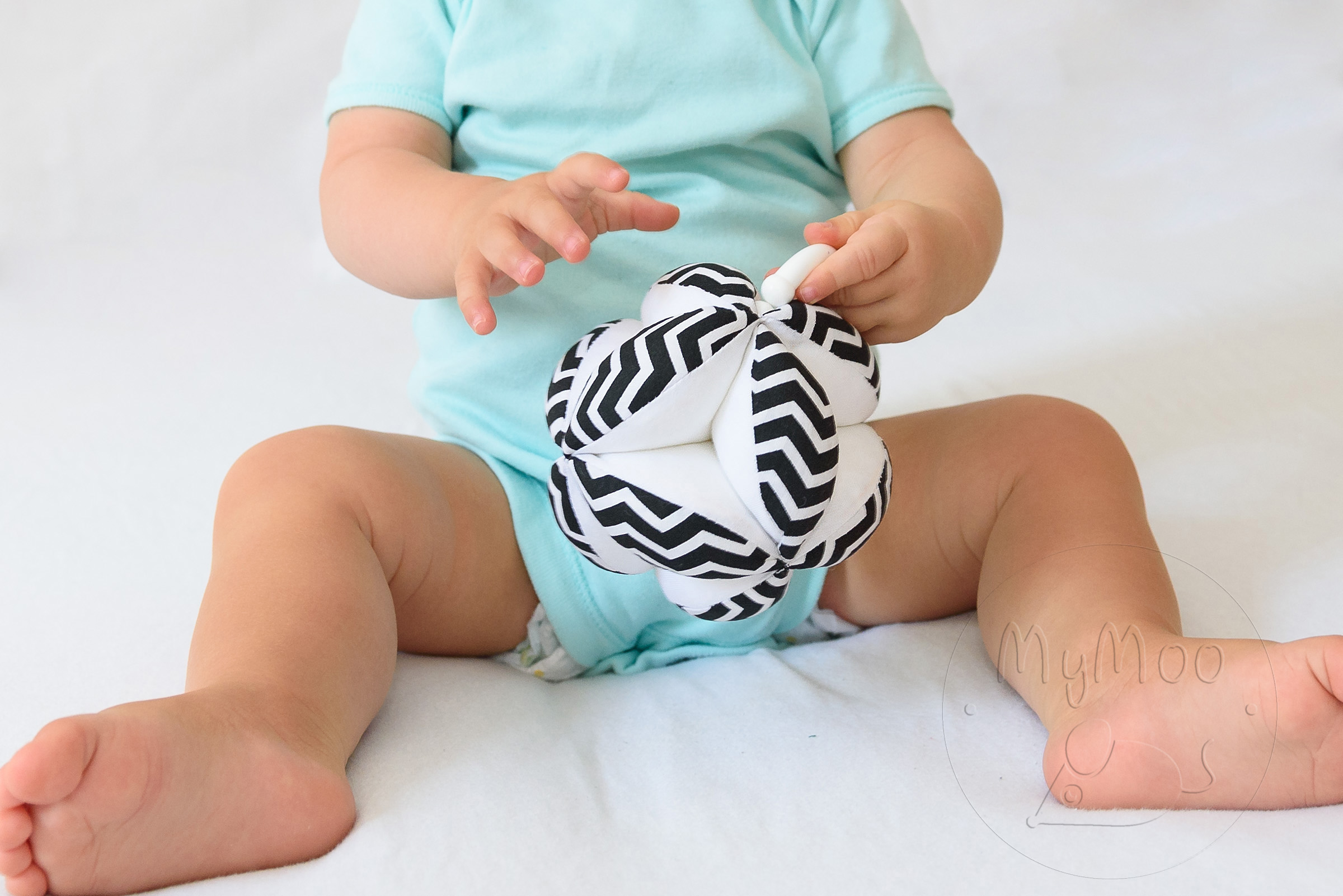 Montessori úchopový míček