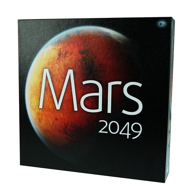 Strategická desková hra MARS 2049