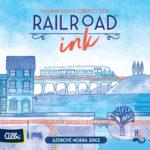 Railroad Ink - Azurove modra edice-titulka