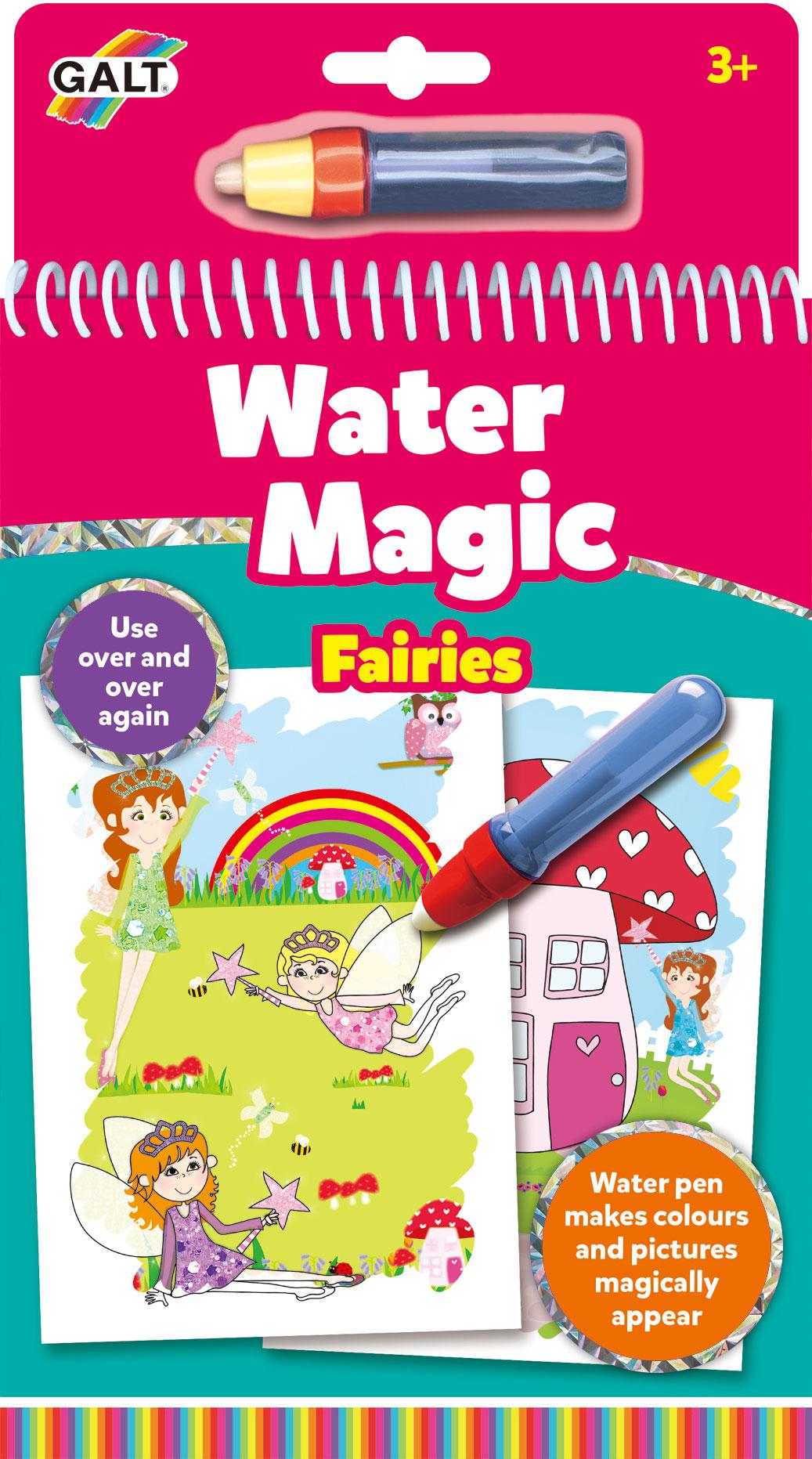 Vodní magie – Vílí přátelé