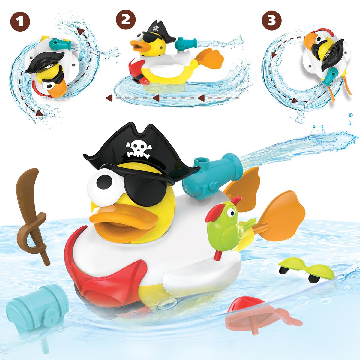 Yookidoo – Kreativní plavací kachna