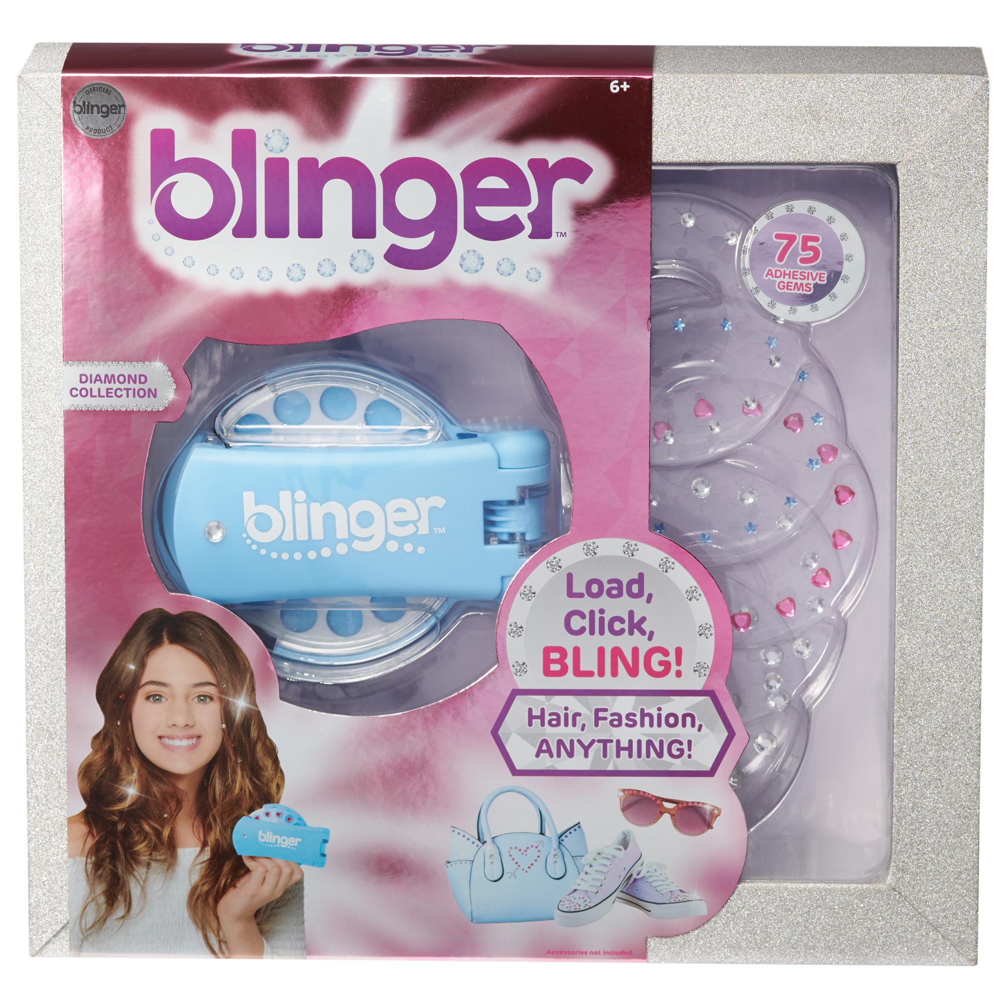 Blinger: Diamantová kolekce