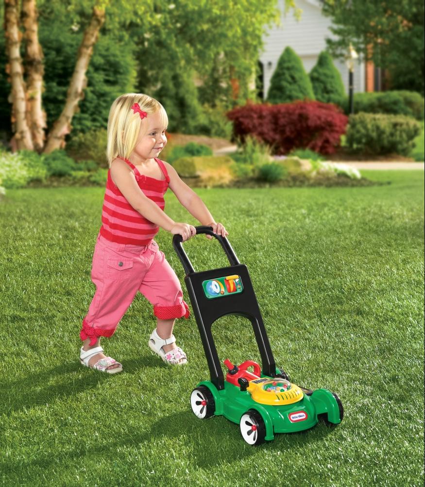 Little Tikes Sekačka na trávu