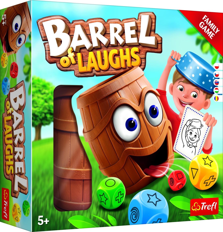 Barrel of Laughs - Bečka smíchu