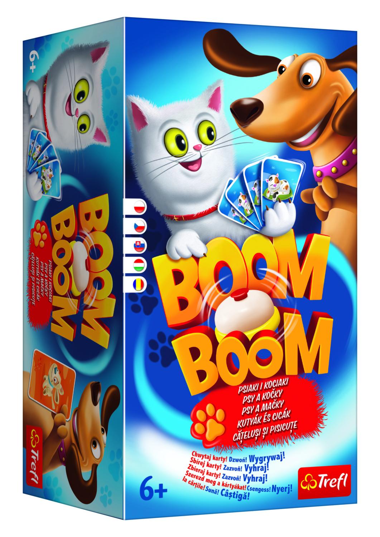 BOOM BOOM - Psi a Kočky