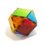 # 02132 Magna-Tiles Clear Colors Ball