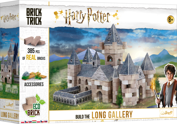 Brick Trick - Harry Potter: Dlouhá Galerie