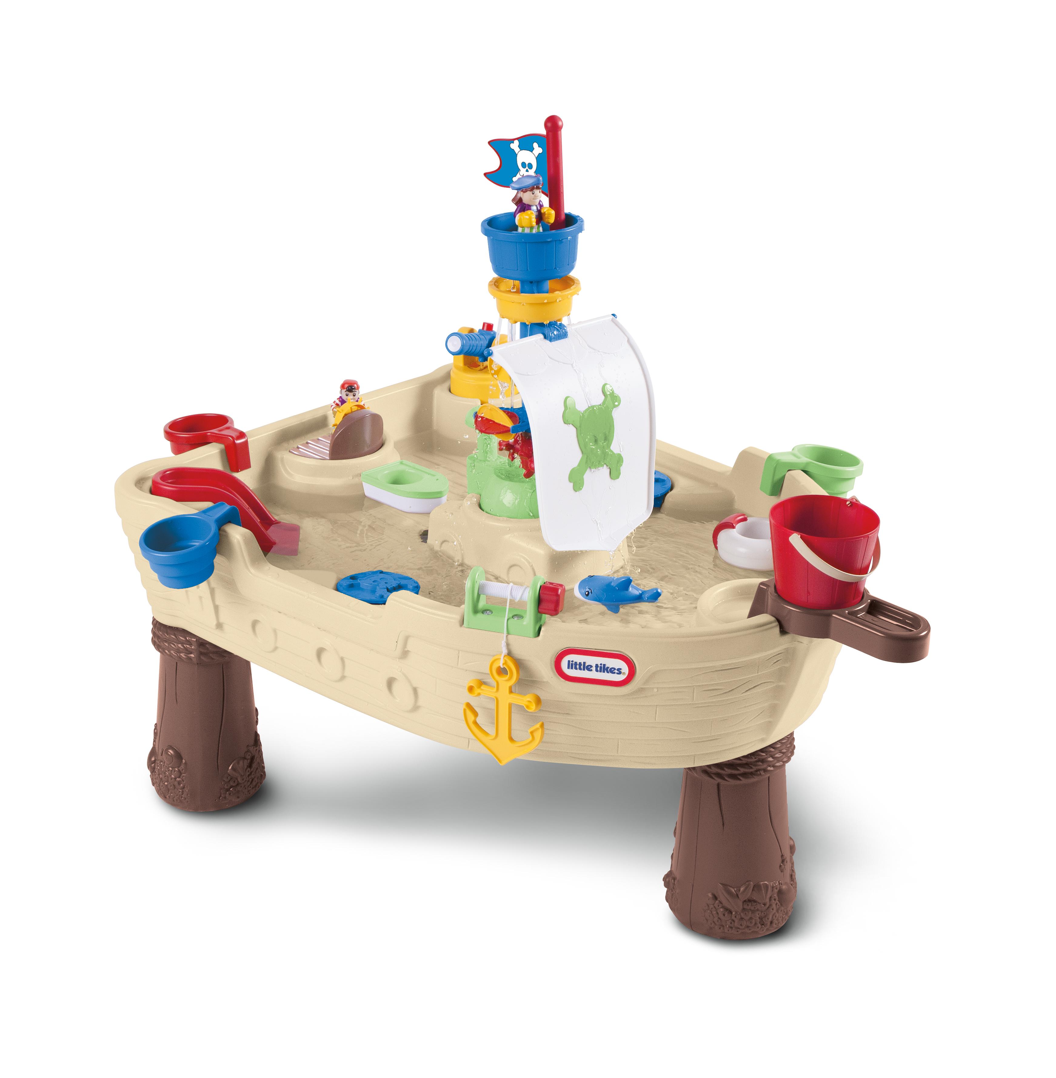 Vodní stůl Pirátská loď