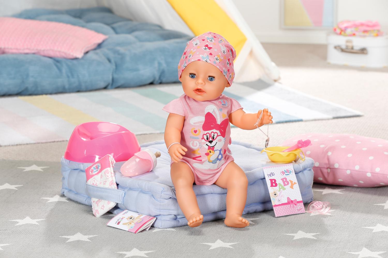 BABY born s kouzelným dudlíkem